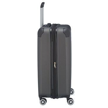 travelite CITY 4w Anthrazit 68cm Trolley  – Bild 6