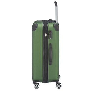travelite CITY 4w Grün 68cm Trolley – Bild 5