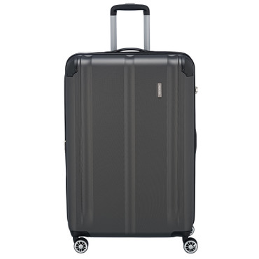 travelite CITY 4w Anthrazit 77cm Trolley  – Bild 2