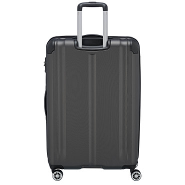 travelite CITY 4w Anthrazit 77cm Trolley  – Bild 4