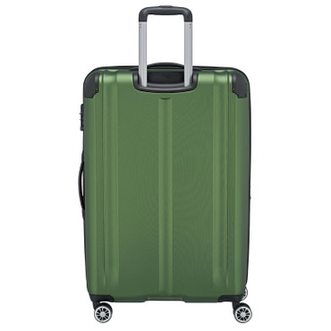 travelite CITY 4w Grün 77cm Trolley  – Bild 4