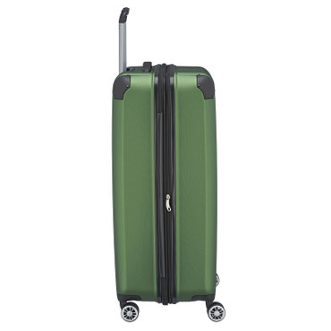 travelite CITY 4w Grün 77cm Trolley  – Bild 6