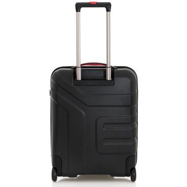 Travelite VECTOR Schwarz 2W Handgepäck Hartschalen Trolley – Bild 5