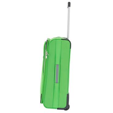 Travelite PORTOFINO Grün 62cm Stoff Trolley – Bild 6