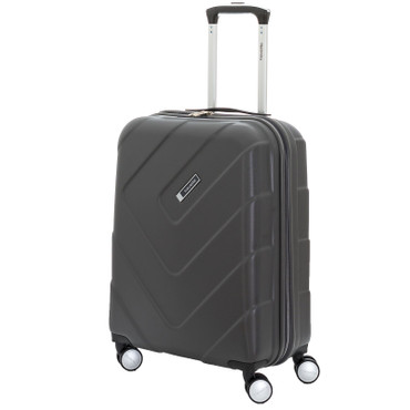 travelite KALISTO 4w Anthrazit 55cm Trolley – Bild 1
