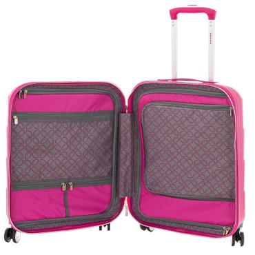 travelite KALISTO 4w Pink 55cm Trolley – Bild 3