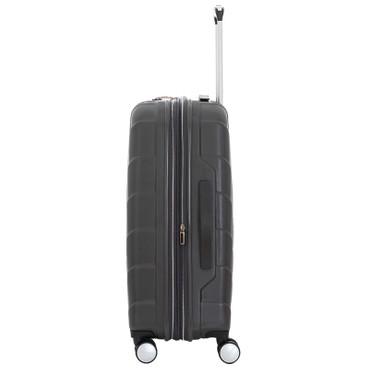 travelite KALISTO 4w Anthrazit 68cm Trolley – Bild 6