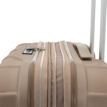travelite KALISTO 4w Champagner 68cm Trolley – Bild 10
