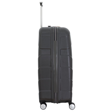travelite KALISTO 4w Anthrazit 77cm Trolley – Bild 7