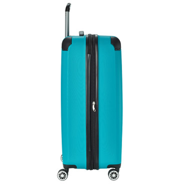 travelite CITY Petrol 3 tlg. 4w Trolley Set    – Bild 6