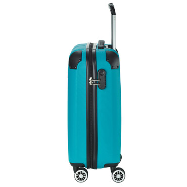 travelite CITY Petrol 3 tlg. 4w Trolley Set    – Bild 7