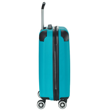 travelite CITY Petrol 3 tlg. 4w Trolley Set    – Bild 8