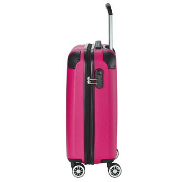 travelite CITY 4w Beere 55cm Trolley – Bild 5