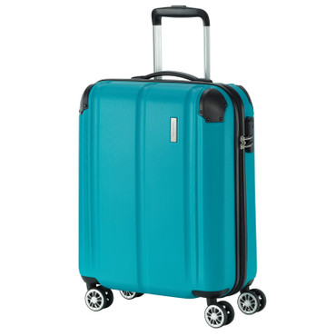 travelite CITY 4w Petrol 55cm Trolley – Bild 1