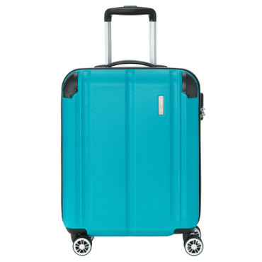 travelite CITY 4w Petrol 55cm Trolley – Bild 2