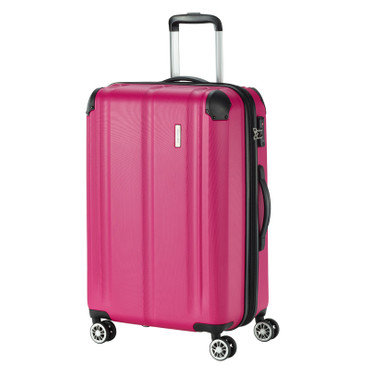 travelite CITY 4w Beere 68cm Trolley  – Bild 1