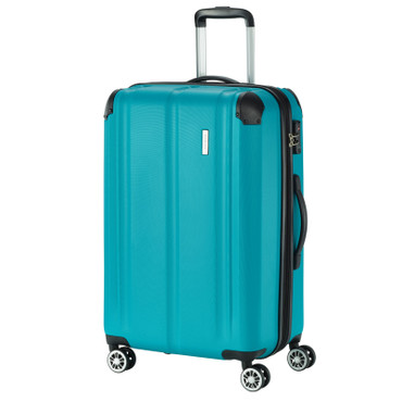travelite CITY 4w Petrol 68cm Trolley  – Bild 1