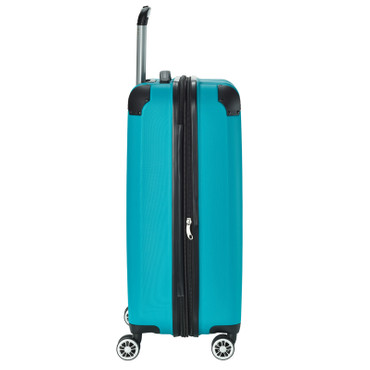 travelite CITY 4w Petrol 68cm Trolley  – Bild 7