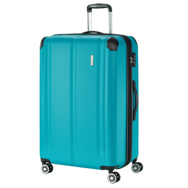 travelite CITY 4w Petrol 77cm Trolley  – Bild 1