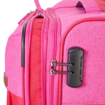 travelite NEOPAK 3 tlg. Trolley-Set Rot/Pink – Bild 10