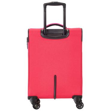 travelite NEOPAK 55cm Handgepäck Trolley Rot/Pink – Bild 4