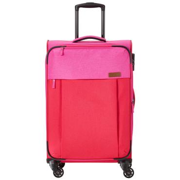 travelite NEOPAK 67cm Trolley Rot/Pink – Bild 2
