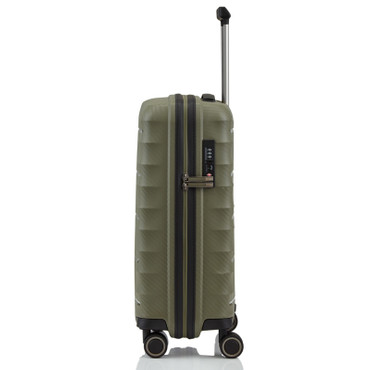 TITAN HIGHLIGHT Khaki 3 tlg. Trolley Set – Bild 8