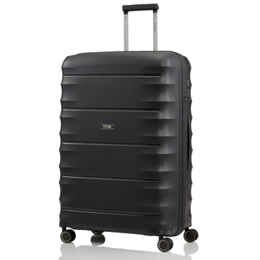 TITAN HIGHLIGHT Schwarz 76cm Trolley – Bild 1