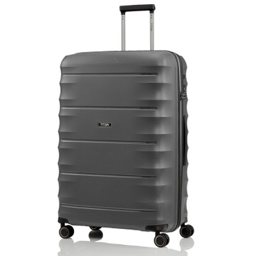 TITAN HIGHLIGHT Anthrazit 76cm Trolley – Bild 1