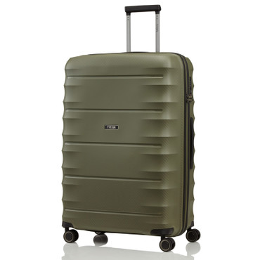 TITAN HIGHLIGHT Khaki 76cm Trolley – Bild 1