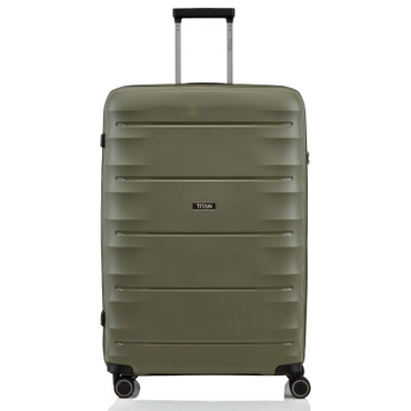 TITAN HIGHLIGHT Khaki 76cm Trolley – Bild 2