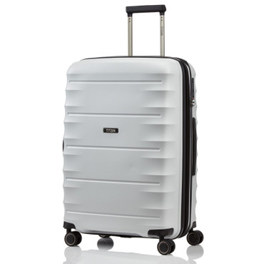 TITAN HIGHLIGHT off-white 67cm Trolley – Bild 1