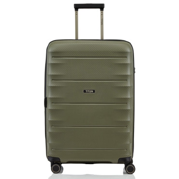 TITAN HIGHLIGHT Khaki 67cm Trolley – Bild 2