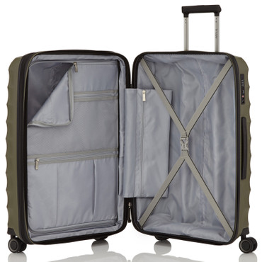 TITAN HIGHLIGHT Khaki 67cm Trolley – Bild 3