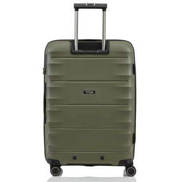 TITAN HIGHLIGHT Khaki 67cm Trolley – Bild 4