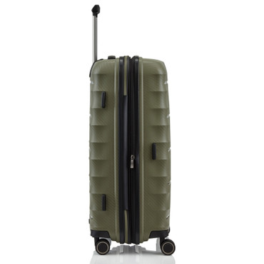 TITAN HIGHLIGHT Khaki 67cm Trolley – Bild 6