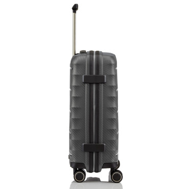 TITAN HIGHLIGHT Anthrazit 55cm Handgepäck Trolley – Bild 5