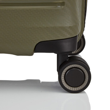 TITAN HIGHLIGHT Khaki 55cm Handgepäck Trolley – Bild 8