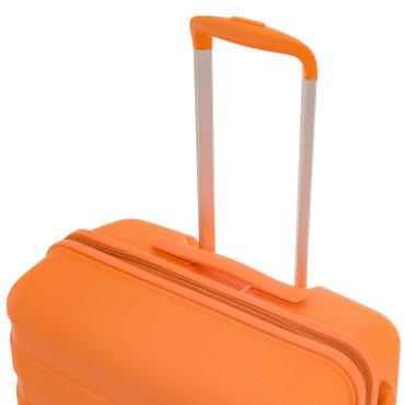 travelite NOVA Orange 3 tlg. Trolley Set – Bild 9