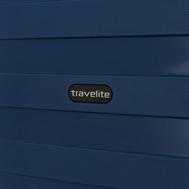 travelite NOVA Marine 55cm Handgepäck Trolley – Bild 9