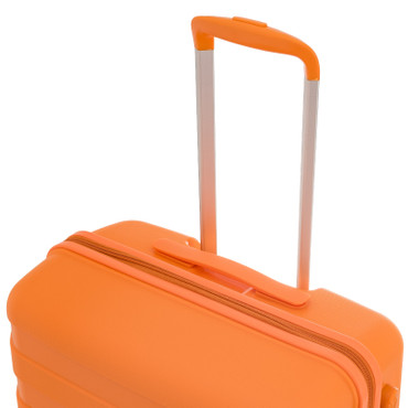 travelite NOVA Orange 55cm Handgepäck Trolley – Bild 5