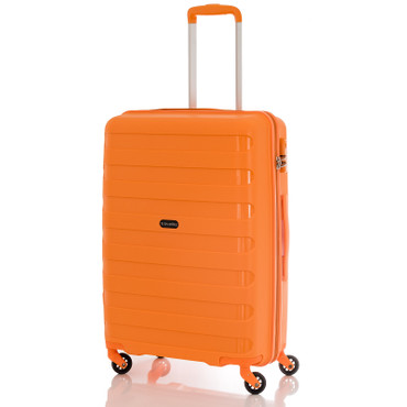travelite NOVA Orange 66cm Trolley – Bild 1