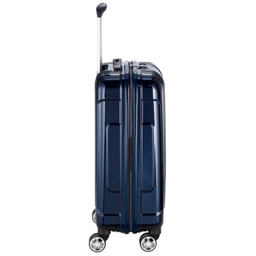 TITAN X-RAY – 55cm Hartschalen Trolley Space Blue – Bild 6