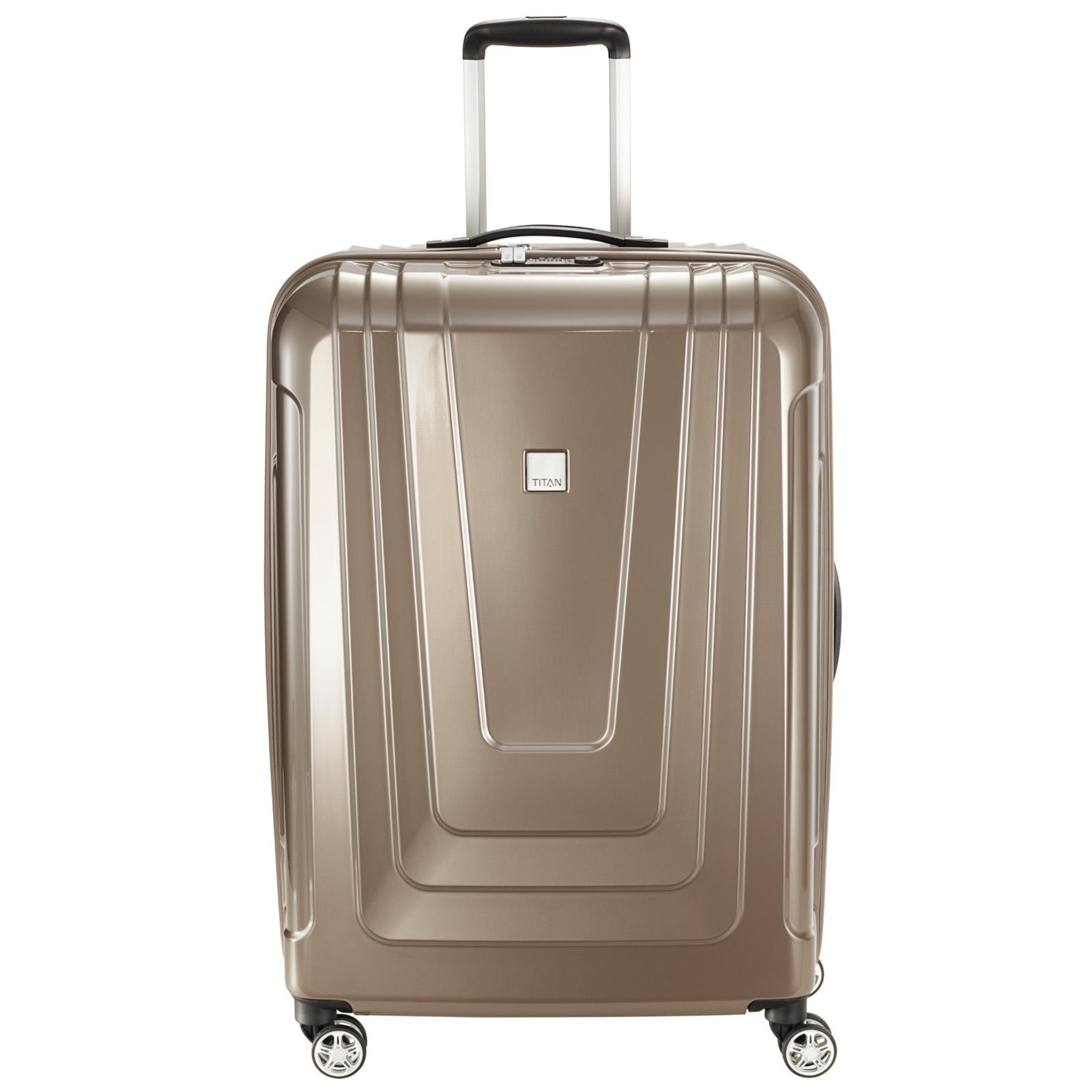 Pilotenkoffer & Trolleys Koffer, Taschen & Accessoires Titan X-ray 4 Rad Trolley L 77 Cm Auswahlmaterialien