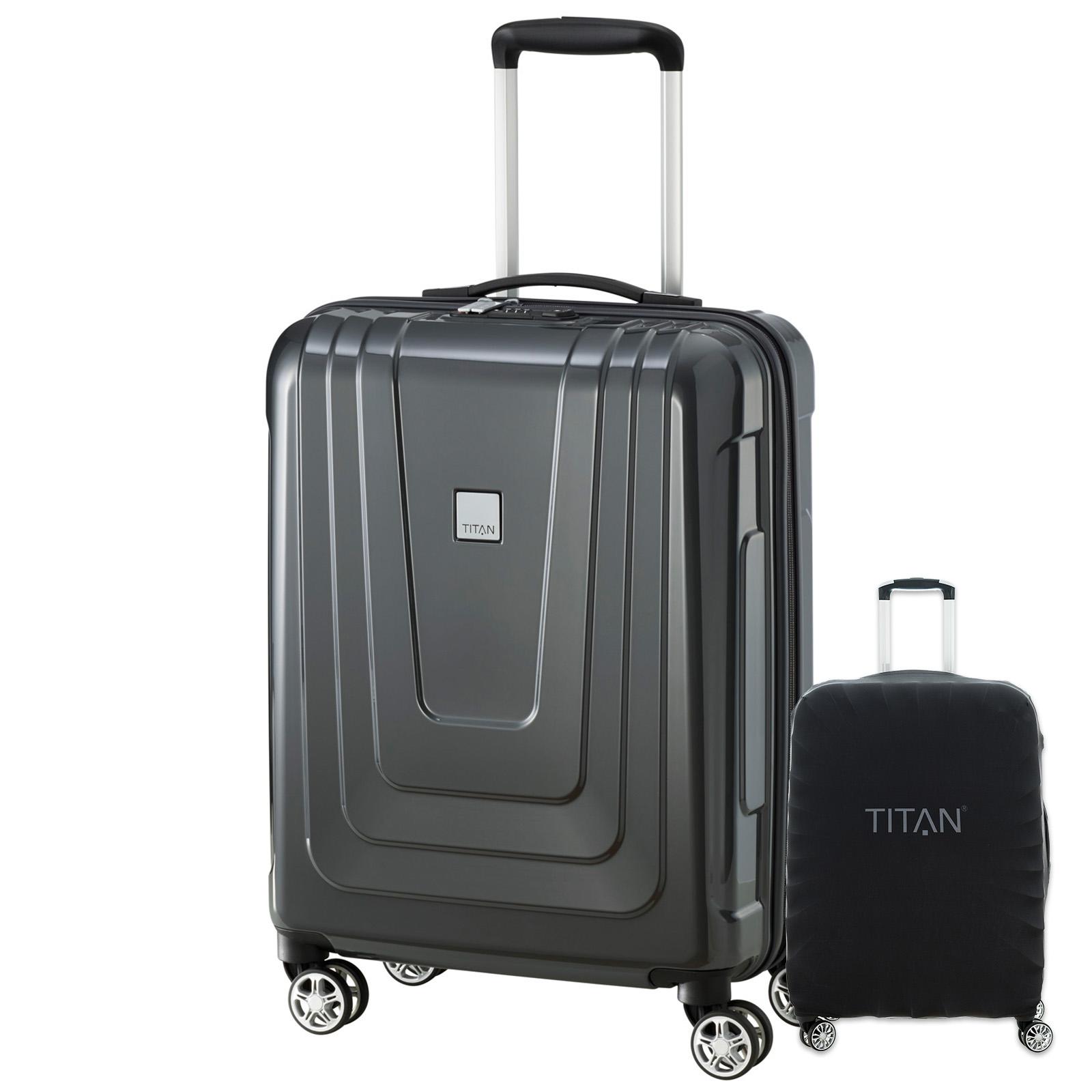 titan-x-ray-55cm-hartschalen-trolley-dark-stone-inkl-kofferschutz