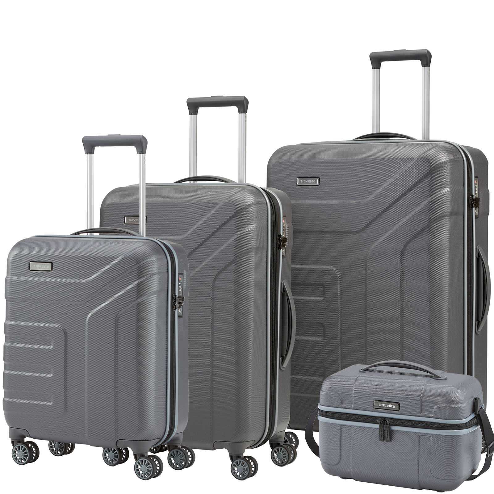 travelite-vector-4w-anthrazit-4-tlg-trolley-set