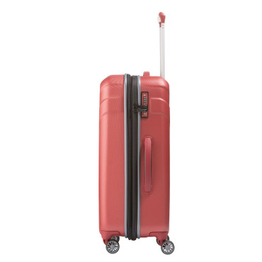 Travelite VECTOR 4w Koralle 4 tlg. Trolley Set – Bild 8