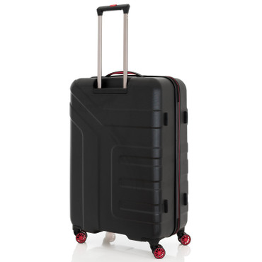 Travelite VECTOR Schwarz 4 tlg. 2w + 4w Trolley Set – Bild 6