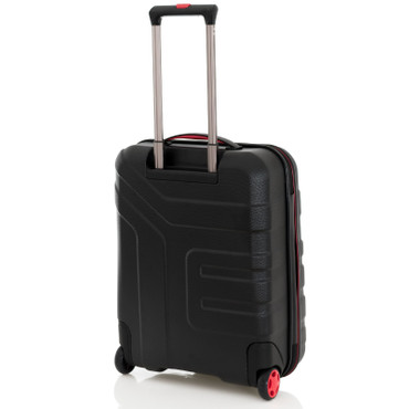 Travelite VECTOR Schwarz 4 tlg. 2w + 4w Trolley Set – Bild 7