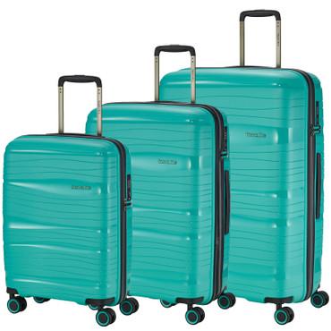 Travelite Motion 3 tlg. Trolley Set Minze – Bild 1